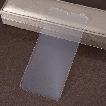 Huawei P30 Képernyővédő Üveg - Full Size - Tempered Glass Áttetsző