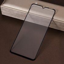 Huawei P30 Tempered Glass - Kijelzővédő Üveg Fekete -Full Size-
