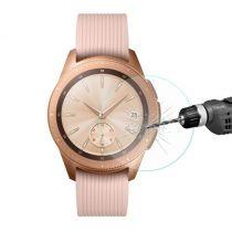 Samsung Galaxy Watch 42mm Kijelzővédő Üveg - Tempered Glass 0.2mm 9H