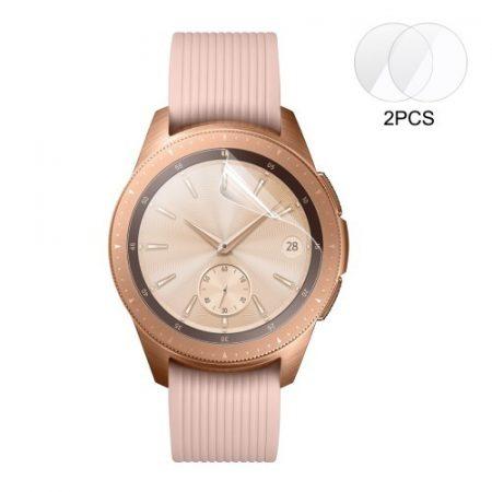 Samsung Galaxy Watch 42mm Kijelzővédő Fólia 2db ENKAY