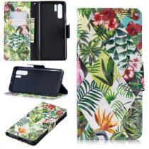 Huawei P30 Pro Bankkártyatartóval Notesz Mintás Kitámasztható -RMPACK- SummerSeries SS03