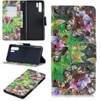 Huawei P30 Pro Bankkártyatartóval Notesz Mintás Kitámasztható -RMPACK- SummerSeries SS05