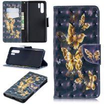 Huawei P30 Pro Bankkártyatartóval Notesz Mintás Kitámasztható -RMPACK- SummerSeries SS10