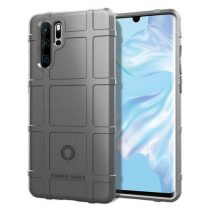 Huawei P30 Pro Ütésálló Tok Anti-Shock Series Rugged Shield -RMPACK- Szürke