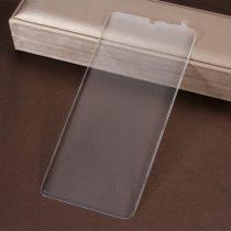 Huawei P30 Pro -FULL SIZE- 3D Tempered Glass Képernyővédő Üveg Áttetsző