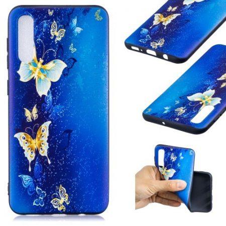 Samsung Galaxy A50 Szilikon Tok Mintás -RMPACK- Style BigWorld Dream BD01