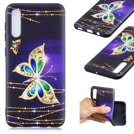 Samsung Galaxy A50 Szilikon Tok Mintás -RMPACK- Style BigWorld Dream BD03