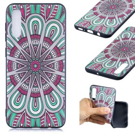 Samsung Galaxy A50 Szilikon Tok Mintás -RMPACK- Style BigWorld Dream BD10