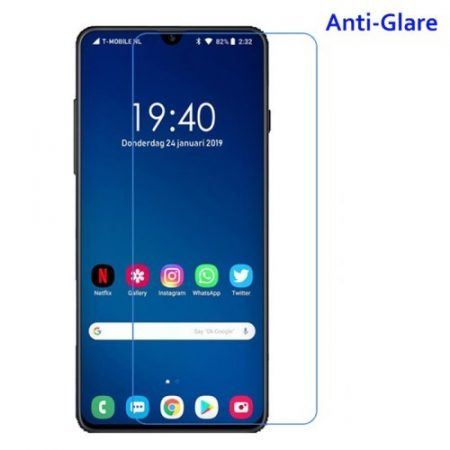 Samsung Galaxy A40 Kijelzővédő Fólia Matt