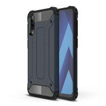 Samsung Galaxy A70 Ütésálló Armor Tok Guard Series 2in1 Sötétkék