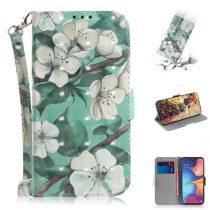 Samsung Galaxy A20e Tok Bankkártyatartóval Notesz Mintás Kitámasztható -RMPACK- SummerSeries SS11