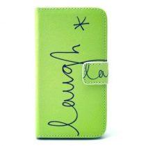 Samsung Galaxy Core Prime Bőrtok Szilikon Belsővel RMPACK Life Series LF-01