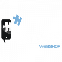 Samsung Galaxy Core Prime Flip Kitámasztható Tok RMPACK Pillangó Mintázattal Kék