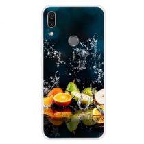 Huawei P Smart Z Szilikon Tok Mintás -RMPACK- Style ColorWords CW008