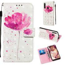 Huawei P Smart Z Tok Bankkártyatartóval Notesz Mintás Kitámasztható -RMPACK- Life&Dreams LD09