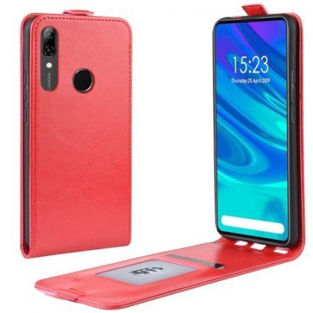 Huawei P Smart Z Flip Tok Mágneses Piros