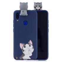 Xiaomi Redmi Note 7 Mintás Szilikon Tok 3D Cuki - Cute Series A07