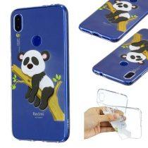 Xiaomi Redmi Note 7 Tok Szilikon -RMPACK- Mintás SummerSeries Series CS06