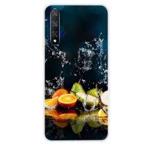 Huawei Honor 20 Szilikon Tok Mintás -RMPACK- Style ColorWords CW008