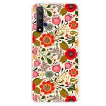 Huawei Honor 20 Szilikon Tok Mintás -RMPACK- Style ColorWords CW012