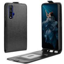 Huawei Honor 20 Flip Tok Mágneses Fekete