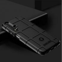 Huawei Honor 20 Ütésálló Tok Anti-Shock Series Rugged Shield -RMPACK- Fekete