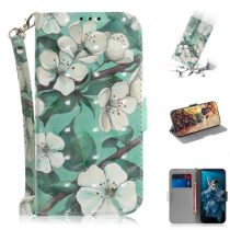 Huawei Honor 20 Tok Bankkártyatartóval Notesz Mintás Kitámasztható -RMPACK- SummerSeries SS11