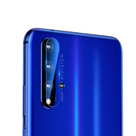 Huawei Honor 20 Kamera Lencse Védő Üveg - Tempered Glass