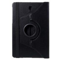 Samsung Galaxy TAB S4 10.5 T830 T835 Tok Notesz Kitámasztható - Forgatható 360 Fekete