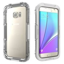Samsung Galaxy S7 Edge Tok Vizálló / Vízhatlan Waterproof 10M-ig Fehér