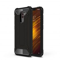 Xiaomi PocoPhone F1 Ütésálló Armor Tok Guard Series 2in1 Fekete
