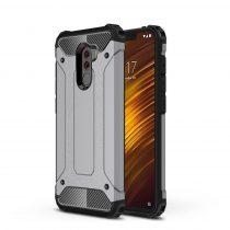 Xiaomi PocoPhone F1 Ütésálló Armor Tok Guard Series 2in1 Szürke