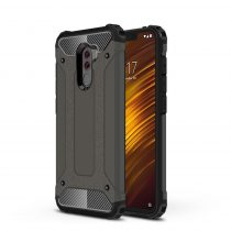 Xiaomi PocoPhone F1 Ütésálló Armor Tok Guard Series 2in1 Bronz