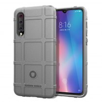 Xiaomi Mi 9 Ütésálló Tok Anti-Shock Series Rugged Shield -RMPACK- Szürke