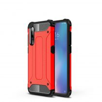 Xiaomi Mi 9 Ütésálló Armor Tok Guard Series 2in1 Piros