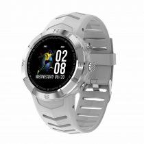 DT08 Okosóra IP67 Smart Watch - Mozgás Állapotok figyelése - Ezüst