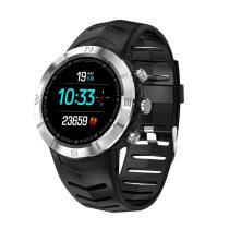 DT08 Okosóra IP67 Smart Watch - Mozgás Állapotok figyelése - Ezüst/Fekete