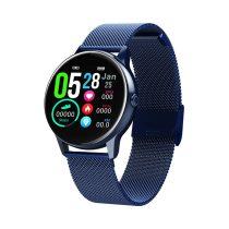 Woman Smart Watch - Női Okosóra DT88 Series - IPS, IP68, Intelligens értesítések Sötétkék