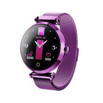 Női Smart Watch - Woman Okosóra R6 Intelligens értesítés, Alvás figyelés - Lila