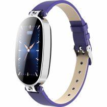 Női Okosóra Smart Watch Woman Edition RMPACK B79 Fitness, Értesítések, Pulzusmérés Lila/Ezüst