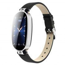 Női Okosóra Smart Watch Woman Edition RMPACK B79 Fitness, Értesítések, Pulzusmérés Fekete/Ezüst