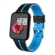 B57 Sport Óra Smart Watch - Fitness - Pulzusmérés - Kalória - Intelligens értesítések Fekete/Kék
