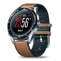 Okosóra Smart Watch Elegant Series Zeblaze Neo - IPS kijelző, IP67, Értesítések, Pulzusmérés - Barna