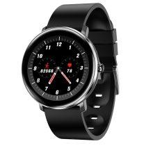 H11 Okosóra - Smart Watch IP67 védelemmel - Intelligens értesítés - Pulzusmérés Fekete