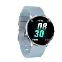 H11 Okosóra - Smart Watch IP67 védelemmel - Intelligens értesítés - Pulzusmérés Kék