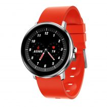 H11 Okosóra - Smart Watch IP67 védelemmel - Intelligens értesítés - Pulzusmérés Piros