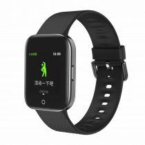 Fitness Tracker X2 Smart Watch - Okosóra - IP68, Android - IOS, Alvás-Séta-Futás Funciókkal Fekete