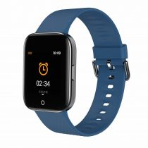 Fitness Tracker X2 Smart Watch - Okosóra - IP68, Android - IOS, Alvás-Séta-Futás Funciókkal Kék