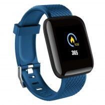 IP67 Smart Watch Okosóra D13 - Fitness Tracker - Intelligens értesítések Kék