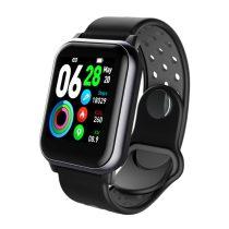 LEMONDA LKS11 Sport Okosóra Smart Watch - Health Monitoring, Intelligens értesítések, Sport funkciók Fekete